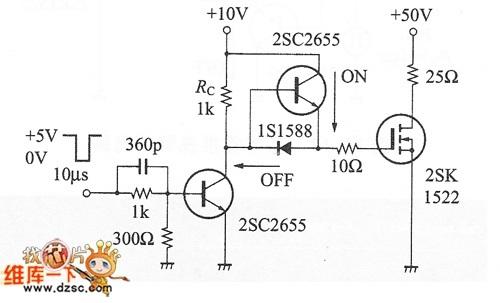 业余人士,把老式tl494_ka7500半桥atx电源三极管使用外加npn加速上拉
