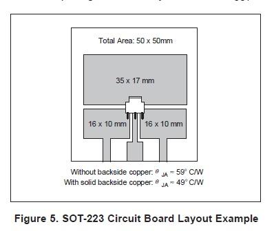 0做12v转5v稳压芯片问题