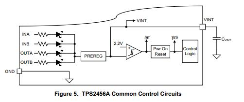 tps2456a应用问题 - 电源管理 - 德州仪器在线技术