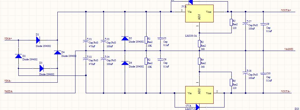 lm338工作时输出电流较减小是什么原因造成的?