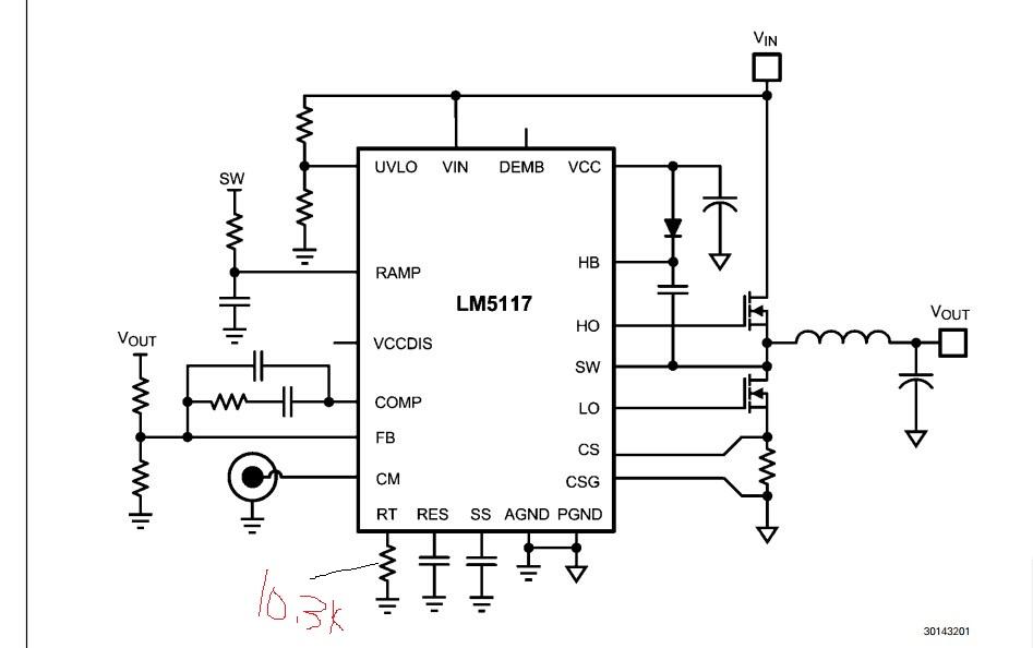 lm5117设计电源电路设计方案