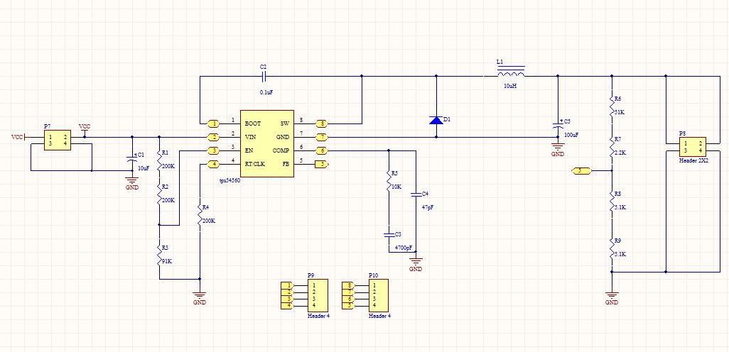 tps7333经典电路