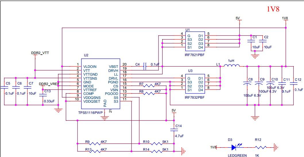 8v输出电路图