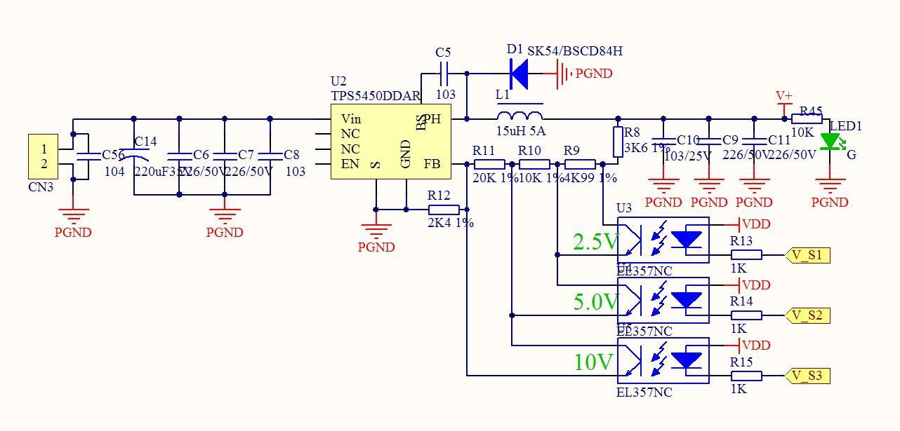 预稳压电路如下图2所示