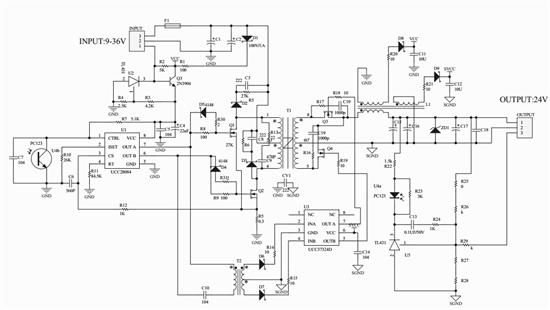 电路 电路图 电子 原理图 550_310