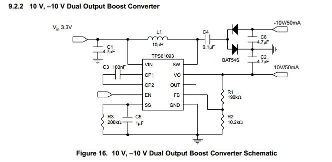 请帮忙推荐一款直流5v转正负12v的电压稳压芯片