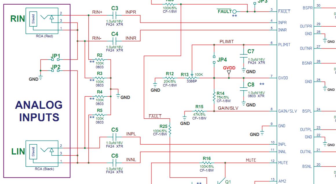 下面是官方板的接线图