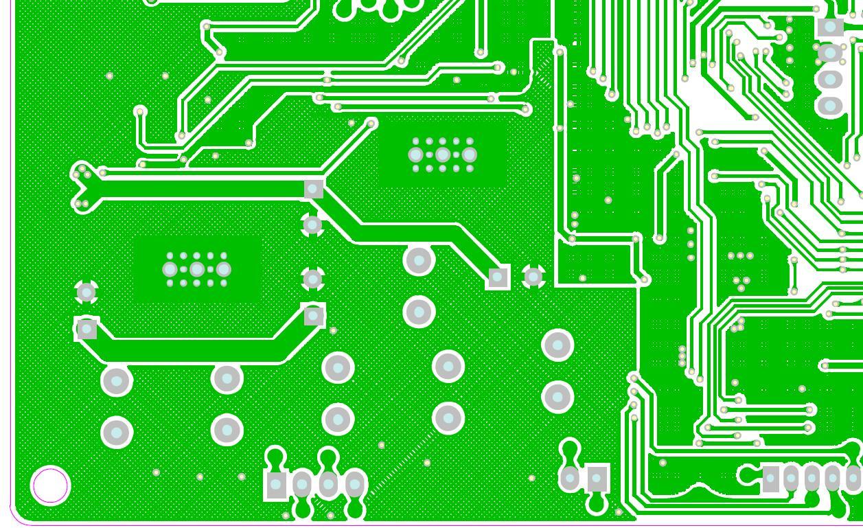 tpa3118设计的btl电路工作异常