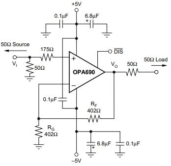 信号放大电路中的输入