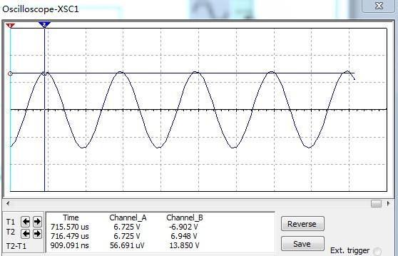频率比较高是峰值检测电路问题