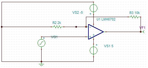 opa2107运放电路图