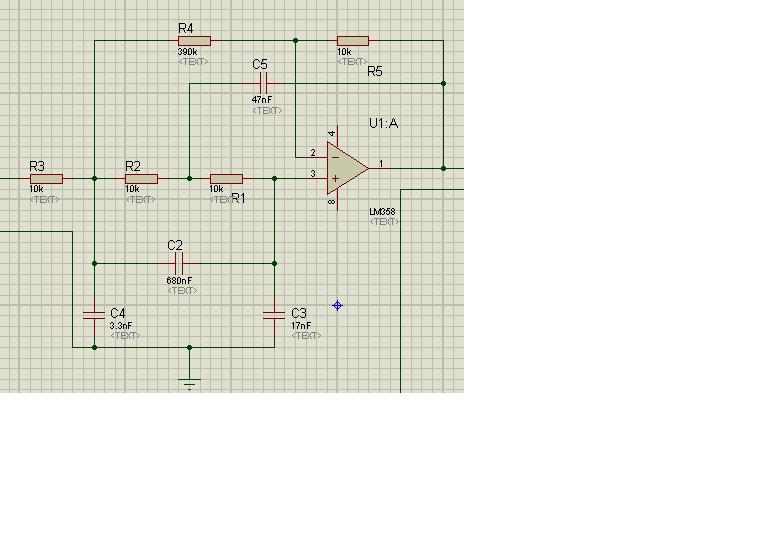 用lm358(单电源12vdc)怎样制作音频前置放大电路