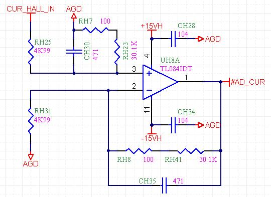 运放双电源供电时序问题