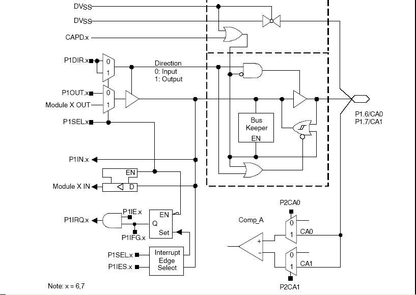 msp430下载电路