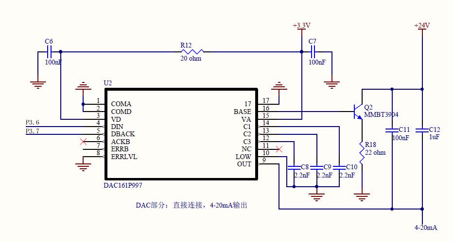 dac08应用电路