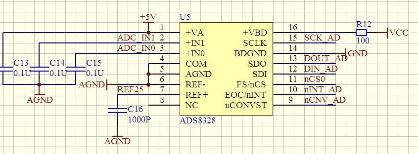 ads1220电路