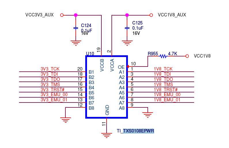 txb0302电路