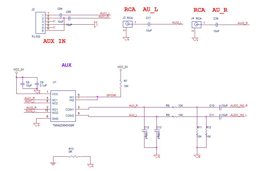 模拟信号滤波电路