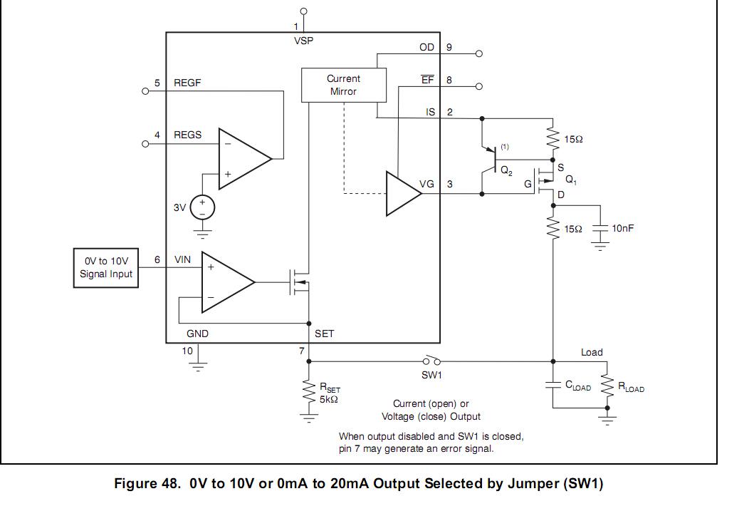 xtr111电压输出