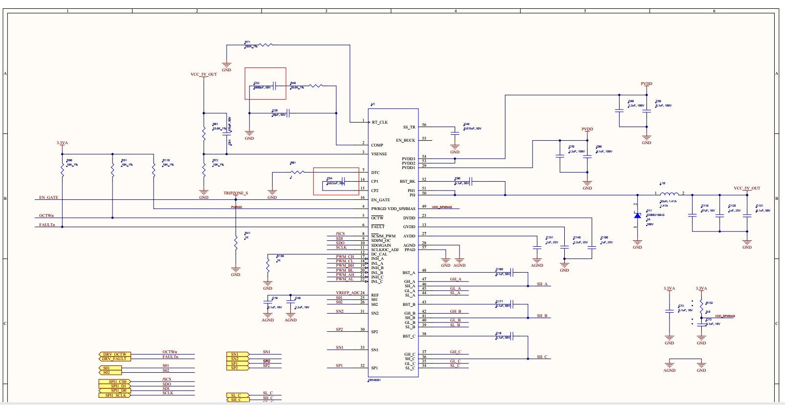 函数波形发生器电路图