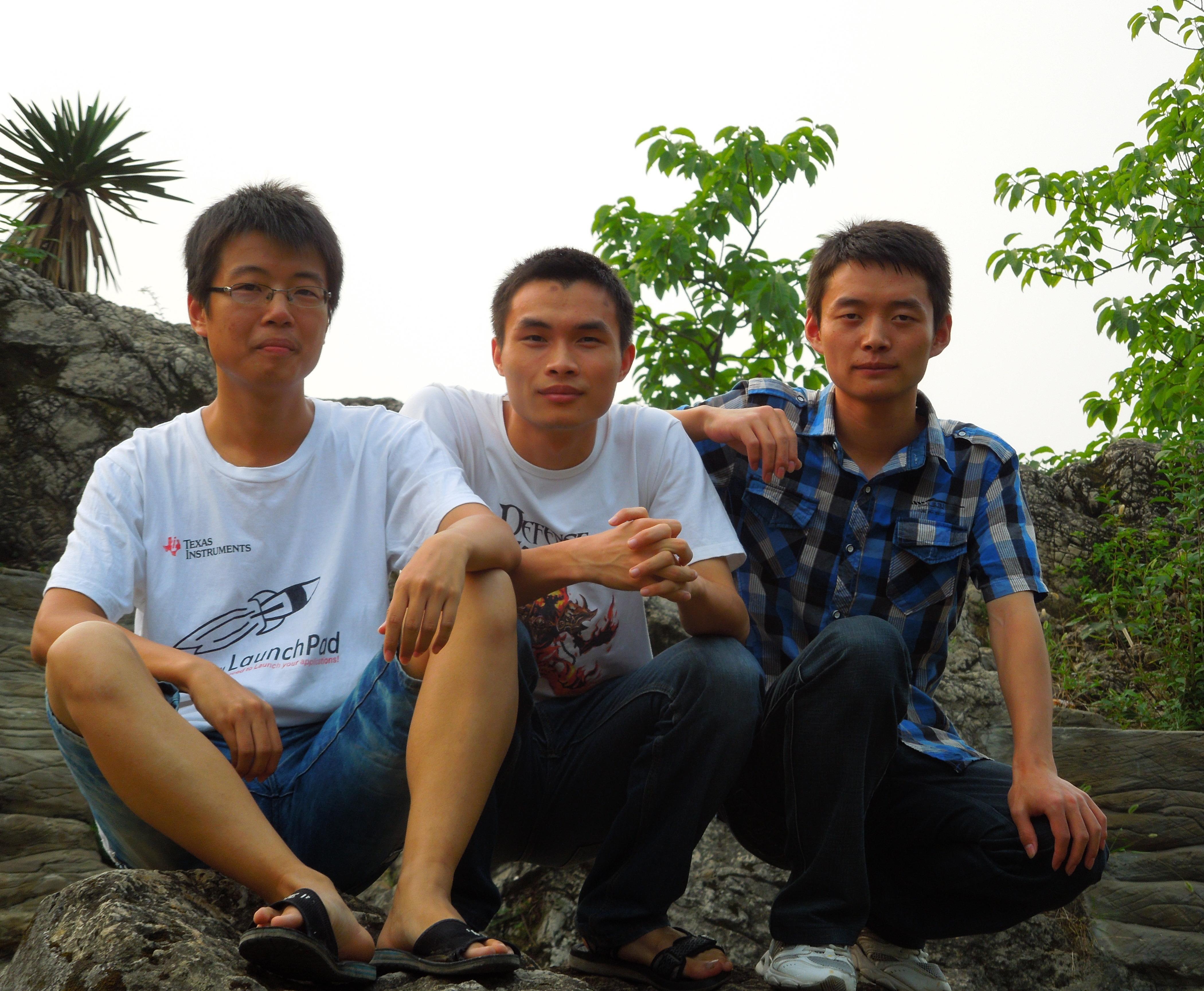 我们来自重庆邮电大学