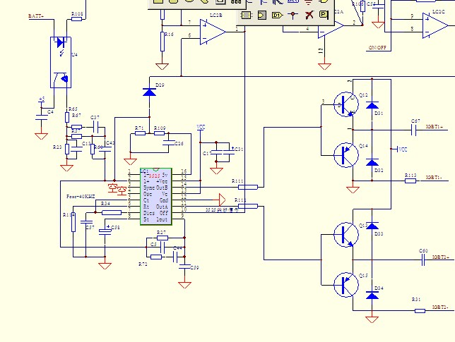 How To Drive An Igbt With An Optocoupler together with lidyne also Implementation Of Traffic Lights in addition Nand Gate Lvs Problems In Cadence Virtuoso likewise Sld043. on inverter circuit