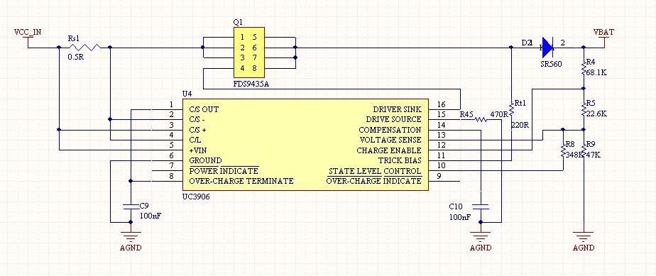 技术论坛 模拟与混合信号 电源管理 uc3906应用  输入搜索关键字 &