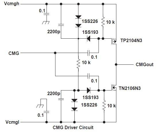 驱动电路电平转换的低电压被拉高(续)