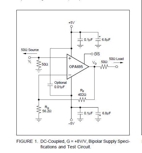 电流反馈型运放说的是反相输入端会从输出端抽取一
