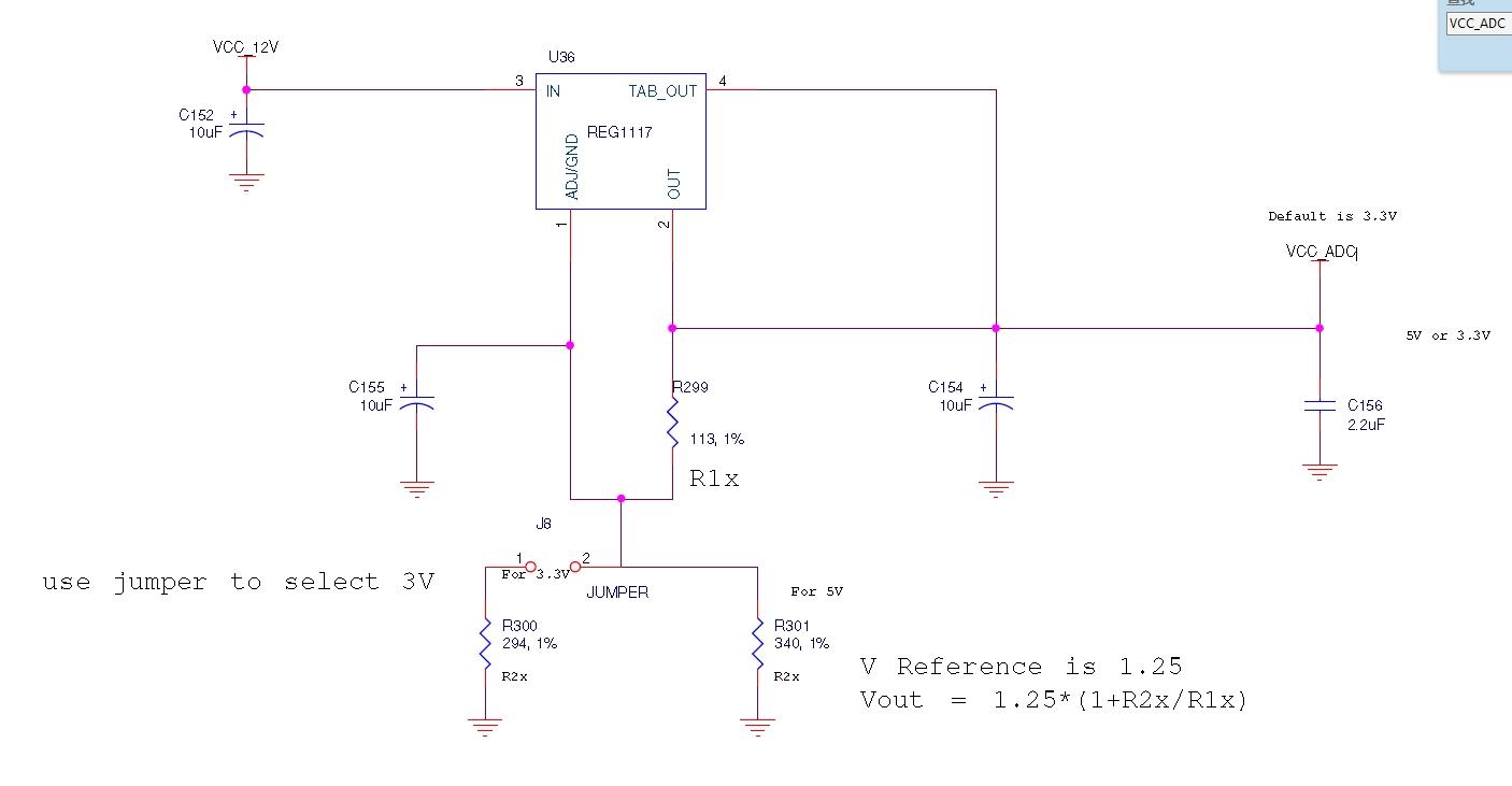 Hi ron, 你测试的VREFHI是对地测试的吗? 请测试一下VREFHI对VREFLO的电压,即V15/V16之间的电压,以及VREFLO对地的电压。 另外,请短接J8,再测一下VREFHI及V15/V16之间的电压。 Regards, Jay