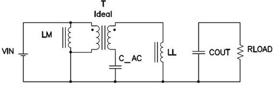 耦合电感回路电流