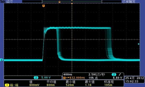 我制作的反激式开关电源