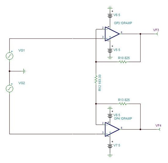 200a电流放大器电路图