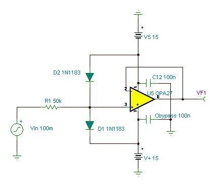 低噪声放大电路问题,求助