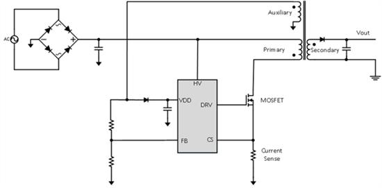 高压电源简化设计方法