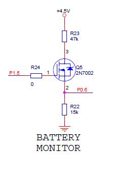 — cc2541高级远程控制参考设计(cc2541arc-rd) 中有一个电路