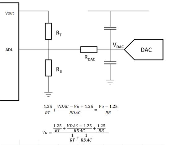 lm317 制作数控电源