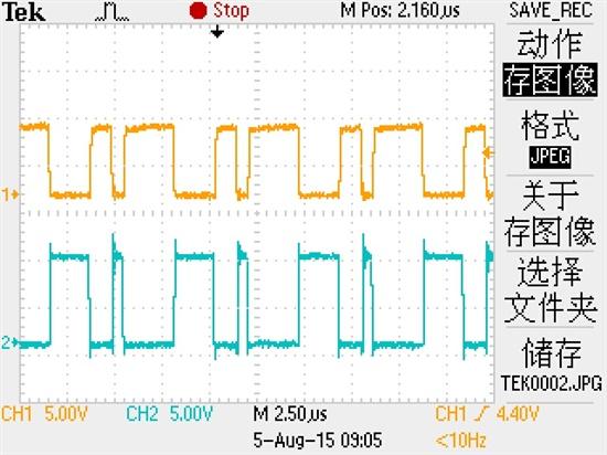 tps40057 调整输出电压vfb电压变化