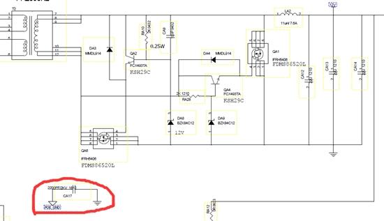 电路 电路图 电子 原理图 550_317