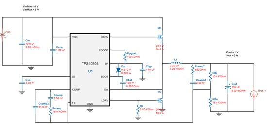 a6059电源芯片电路图