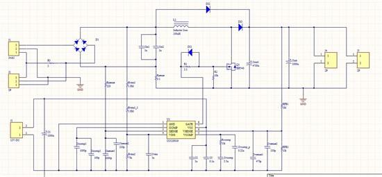技术论坛 模拟与混合信号 电源管理 ucc28019应用问题