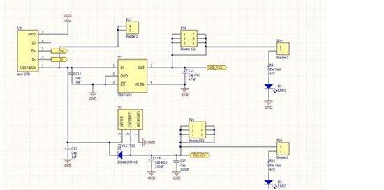 电路 电路图 电子 户型 户型图 平面图 原理图 550_273