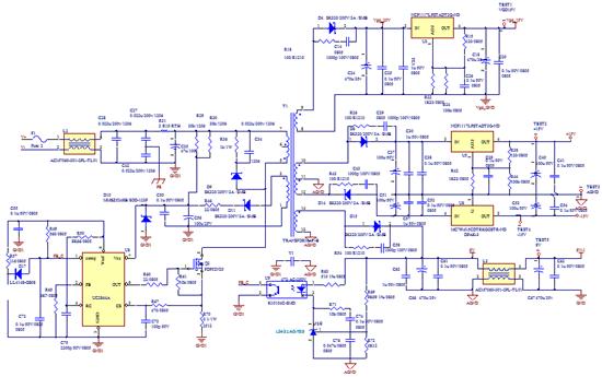 地图 电路 电路图 电子 原理图 550_345