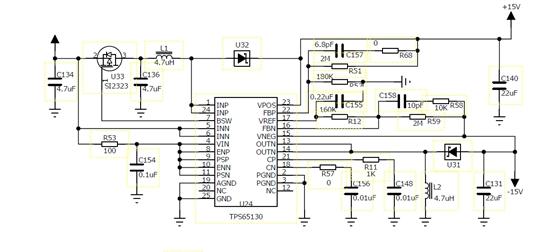 电路 电路图 电子 原理图 550_252