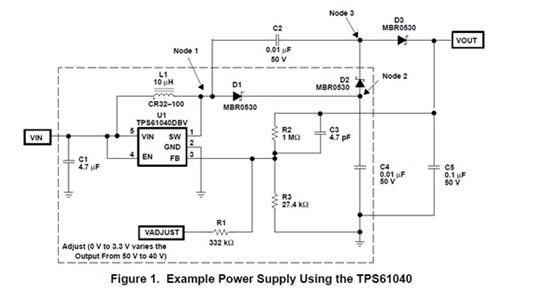 设计一款耦合电感