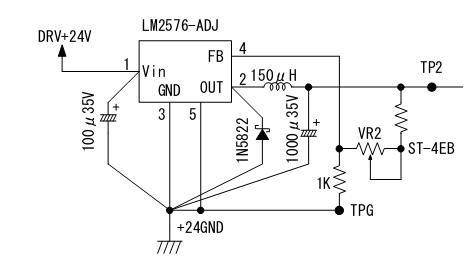 lm2576-adj大承载电流的替代