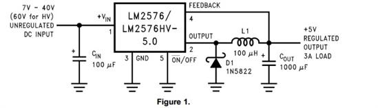 的典型的应用电路图,如下所示