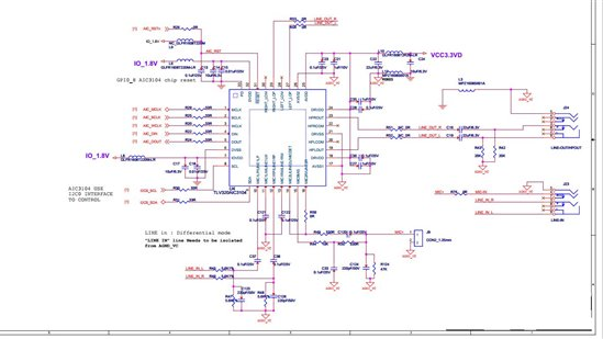 aic2857f应用电路图