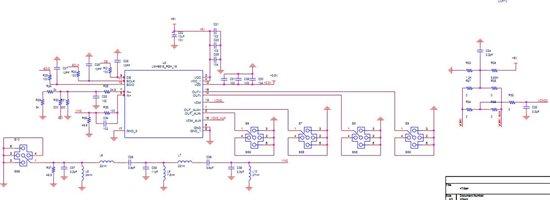 串口3.3v转1.8v电压转换电路