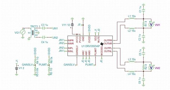 手机信号放大器电路图